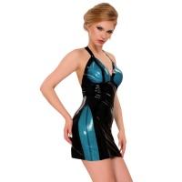 anita berg 2103 latex mini klänning - fetish klänning