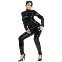 ledapol 1017 vinyl catsuit - patent overall fetish