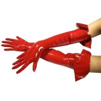 ledapol 1062 vinyl handskar - lack handskar fetish