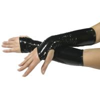 ledapol 1479 vinyl handskar - lack handskar fetish