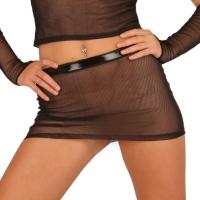ledapol 1584 sexiga nät minikjolar - fisknäts kjol kvinnor