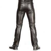 ledapol 992 herr läder byxor - gay byxor